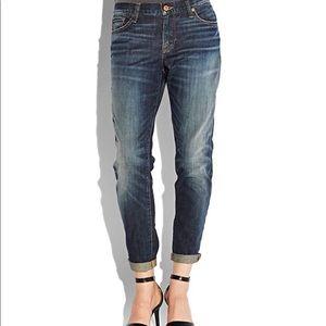 Lucky Brand Sienna Cigarette Jean